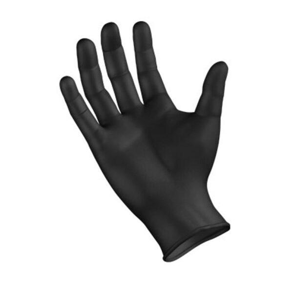 Disposable Gloves - Black