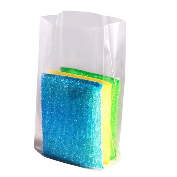 Gusseted Poly Bags