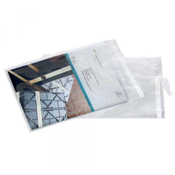 Postal-Approved Lip & Tape Mailing Bags