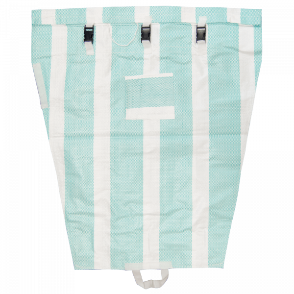 PP/PE Funnel/Tapered Laundry/Route Bags