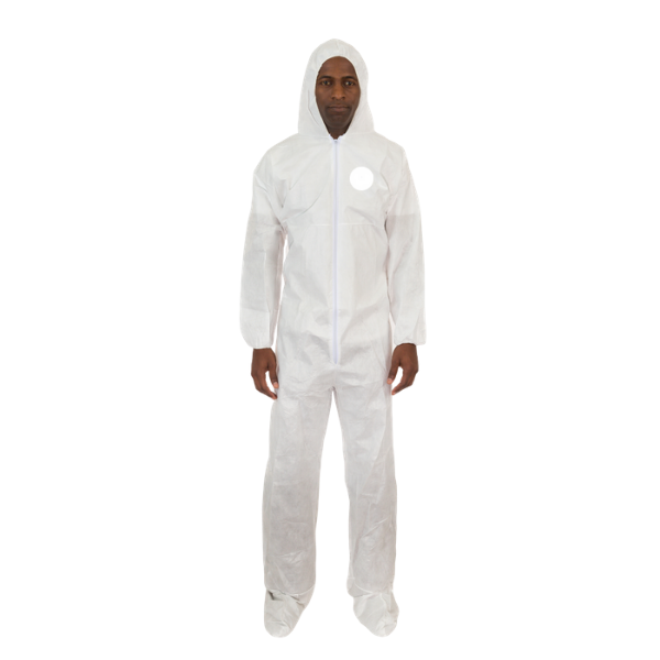 Disposable Protective Filtration Coverall